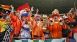 荷兰球迷沸腾