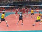 视频录播-奥运男排决赛 俄罗斯VS巴西第4局