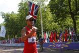 男子50公里竞走司天峰铜牌