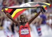 男子马拉松乌干达选手夺金
