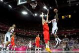 男篮决赛美国107-100西班牙