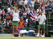 奥运网球混双决赛