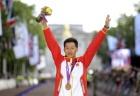 王镇获得铜牌