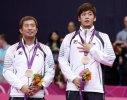韩国组合获得铜牌