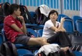 中国跳水队备战奥运