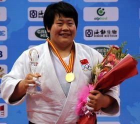中国柔道队奥运名单:佟文强势男队仅一人参赛