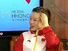 视频-《冠军面对面》专访王明娟 从没考虑婚事