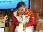 视频-《冠军面对面》视频通话 郭文�B视频连线