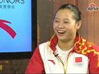 视频-《冠军面对面》专访李雪英 在家最受宠