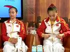 视频-邓琳琳眭禄《冠军面对面》 表现已无遗憾