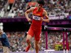 视频-刘翔为何出局后再度返场单腿跳