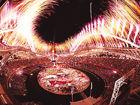 视频-1988奥运开幕式回顾 龙鼓与提琴的手拉手