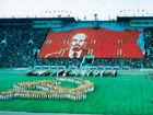 视频-1980奥运开幕式回顾 人海拼图现莫斯科风情