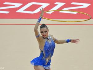 艺术体操卡纳耶娃夺冠