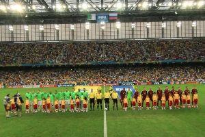 阿尔及利亚vs俄罗斯即将开赛