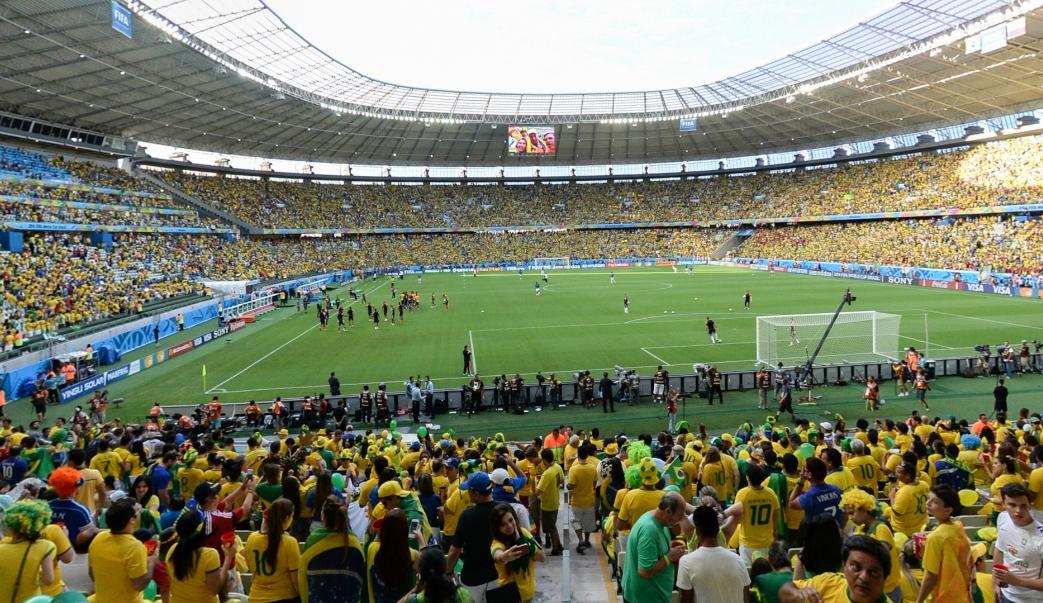 巴西球队力挺东道主