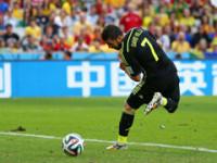 世界杯B组末轮澳大利亚VS西班牙 上半场