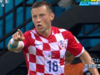 进球视频-克罗地亚前场围攻 奥利奇抢点先拔头筹