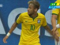 进球视频-巴西杯史百场秀!内马尔入赛会第100球