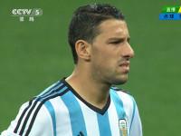 视频-老将点球大力抽射致胜 阿根廷疯狂飞奔庆祝