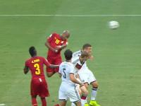 进球视频-加纳闪电扳平 阿尤禁区头槌死角入网