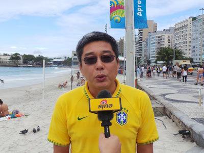 新浪专访刘建宏:世界杯是某些球迷假高潮