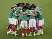 世界杯A组第1轮 墨西哥VS喀麦隆上半场