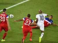 世界杯G组第1轮 加纳VS美国下半场