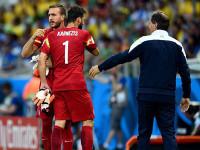 世界杯C组末轮 希腊VS科特迪瓦下半场