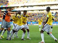 世界杯C组末轮 日本vs哥伦比亚上半场