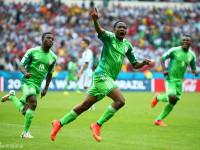 世界杯F组末轮 阿根廷V尼日利亚上半场