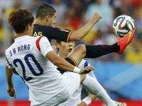 世界杯H组末轮 韩国VS比利时上半场