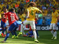 世界杯1/8决赛 哥伦比亚VS乌拉圭上