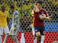 2014世界杯1/4决赛 巴西VS哥伦比亚下半场