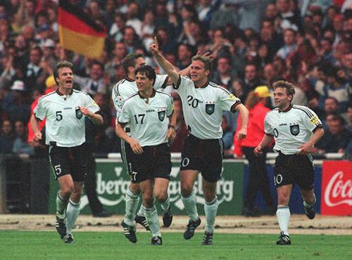 比埃尔霍夫忆生涯最美妙瞬间:德国将复制96年一幕
