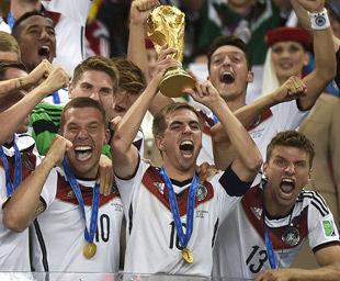 24年轮回!冠军天注定?德国复刻巴西意大利轨迹