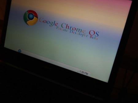 谷歌操作系统截图首次网上曝光(组图)