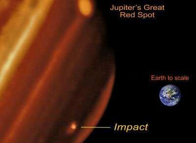 科学家解读:小行星撞击地球风险有多大(图)