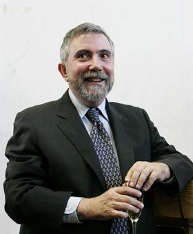 保罗・克鲁格曼(Paul Krugman)