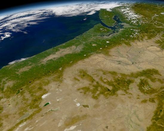 美科学家称华盛顿州或将发生强震 震级或超9级! 2012?
