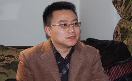 中国万网产品副总裁宋瑛桥