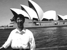 赴悉尼参加AVAR大会