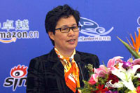 上海市嘉定区副区长费小妹