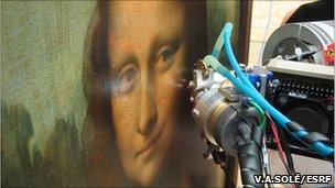 科学家又一次将目光投向令人着迷和困惑不解的著名画作《蒙娜丽莎》