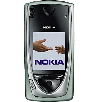 首款S60第一版手机 诺基亚7650