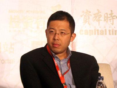 凯雷投资董事总经理赵宁
