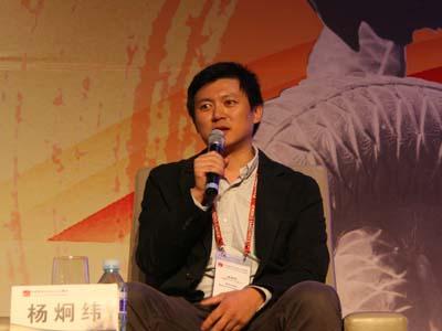 聚胜万合信息技术CEO杨炯纬