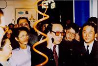 吴基传用诺基亚2110打通中国第一个GSM电话