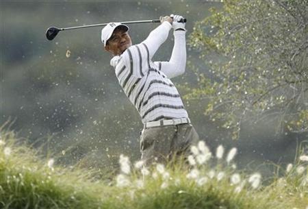 该游戏名为《泰格伍兹职业高尔夫巡回赛12》(tiger woodspga tour