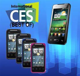 双核普及平板围观 CES 2011手机六大看点